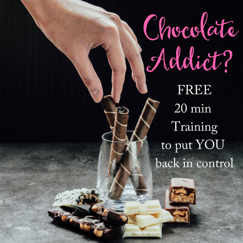 FREE Crack Your Chocolate Addiction