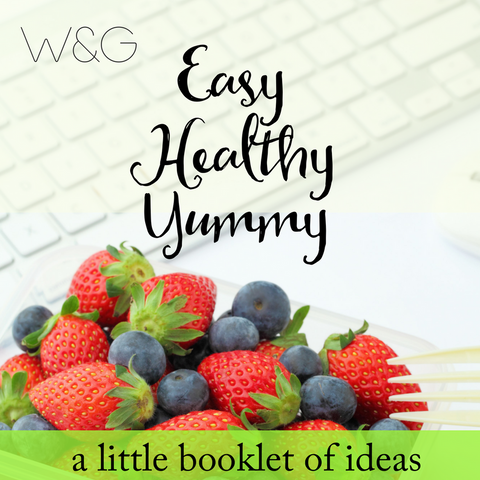 FREE - Easy Healthy Yummy Recipes