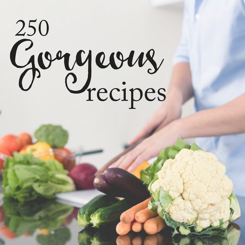 Wise & Gorgeous Recipe Book PLUS 2 Amazing Bonuses
