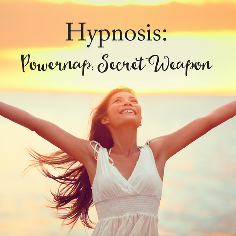 FREE Hypnosis: Powernap - Secret Weapon