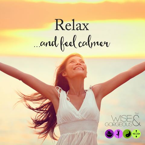 Relax & Feel Calmer: Anxiety Relief