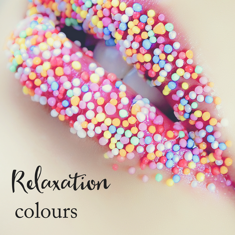 Relaxation - Colour Visualisation
