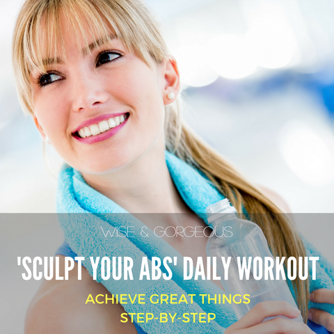 Sculpt Your Abs Daily Workout