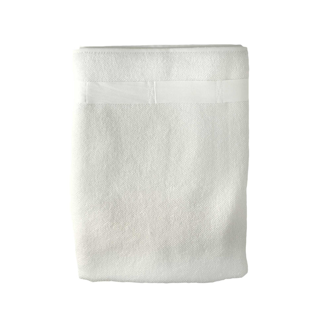 Everyday Towel- Natural White