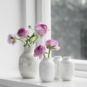 Kahler Omaggio Miniture Vases- Set of 3