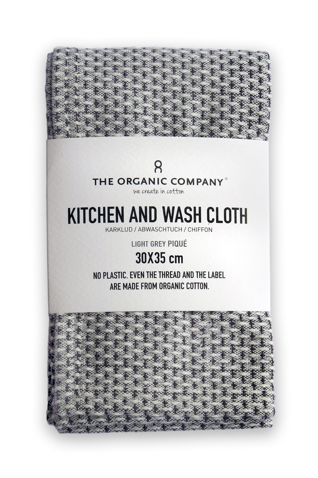 Light Grey Kitchen/Wash Cloth