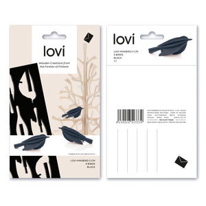 Lovi Mini Birds- Various Colours