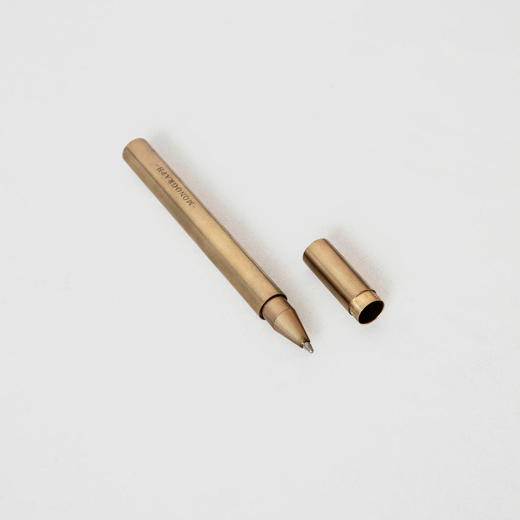Brass Ball Pen