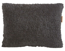 Sheepskin Cushion- Two Colours
