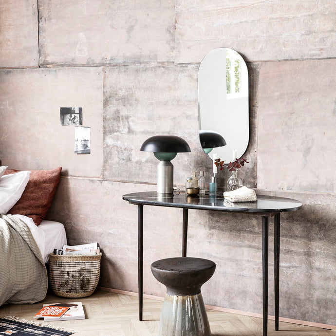 Oval Wall Mirror- Small