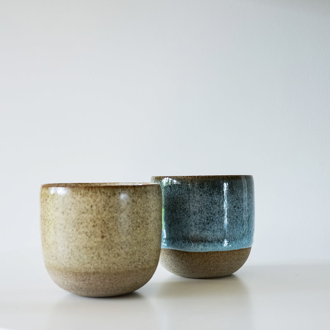 Ceramic Cup- Various Colours