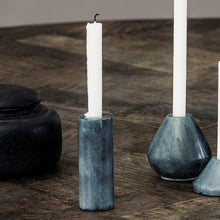 Soapstone Candle Stand