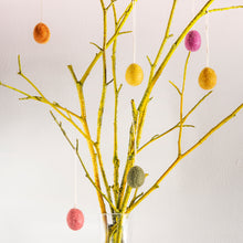 Felt Egg Decorations- Set of 8
