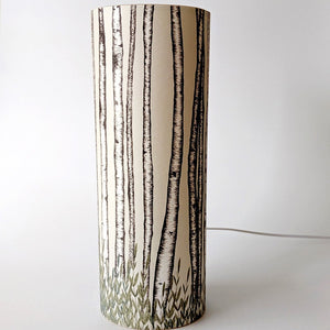Birch Trees Lamp- Two Sizes