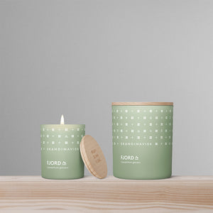 Fjord Scented Candle- Two Sizes
