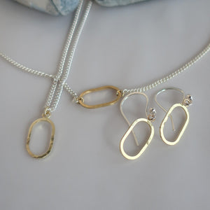 Fjord Gold Necklace