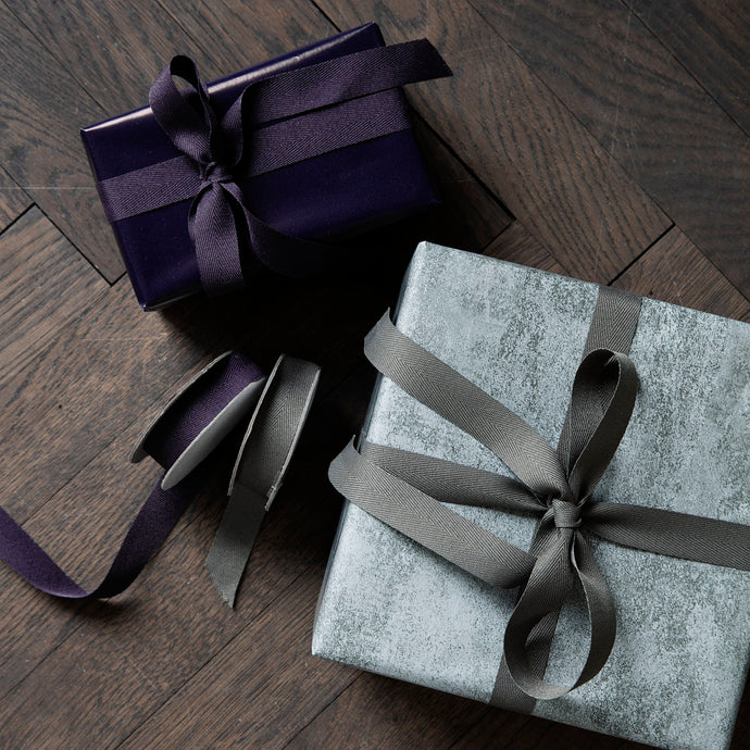 Double Sided Wrapping Paper- 2 Colours