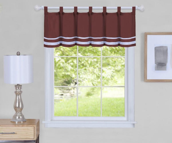 Valances And Top Treatments