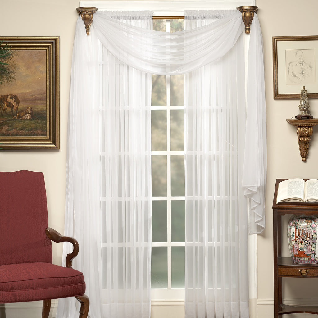Window treatments, sheers, blackout curtains, thermal curtains, discount curtains, kitchen curtains, valances, top treatments, window scarves, tiers and holiday curtains