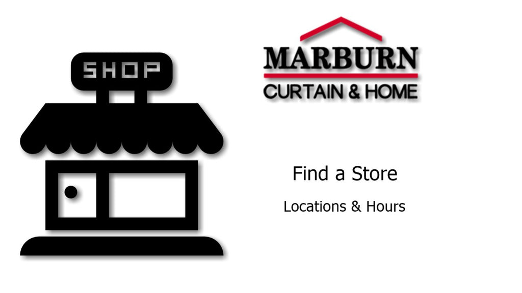 marburn curtains store locations