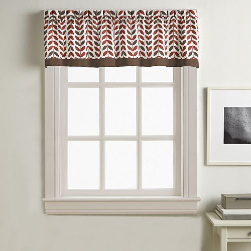 Savannah Rod Pocket Valance