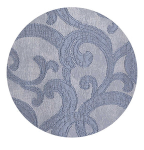 Valentina Grommet Panel - 052x084 Blue C46092- Marburn Curtains
