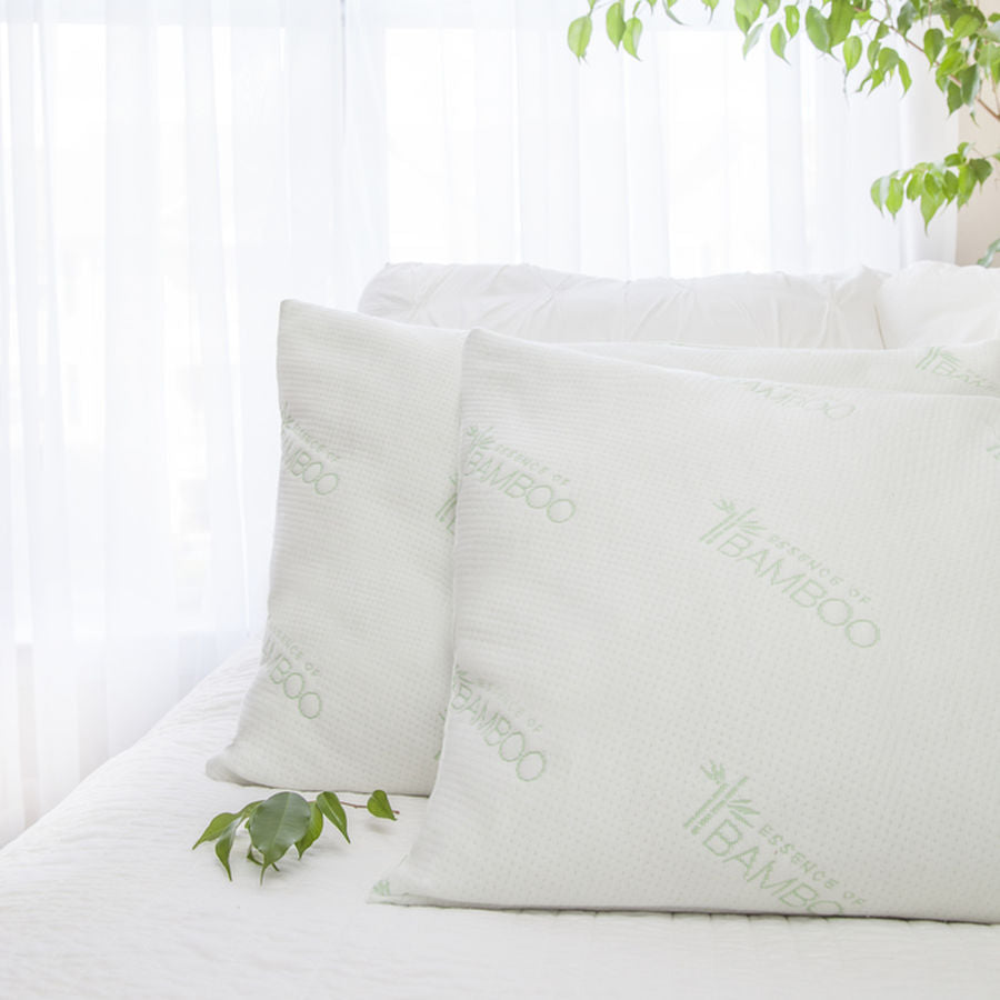 Essence of Bamboo Jumbo Bed Pillow