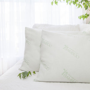 Essence of Bamboo Jumbo Bed Pillow - - Marburn Curtains