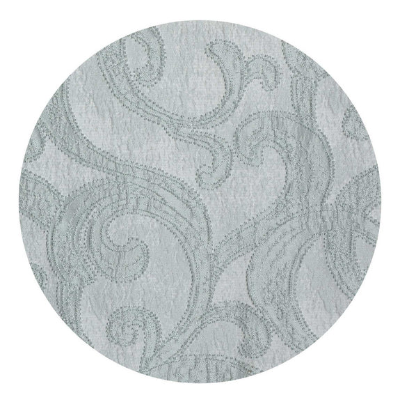 Valentina Grommet Panel - 052x084 Seafoam C46095- Marburn Curtains