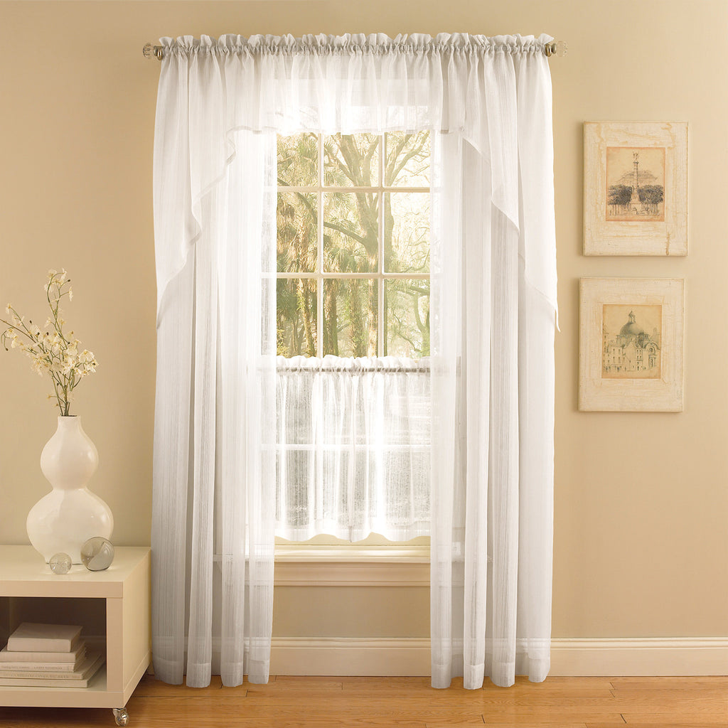 Harmony Sheer Rod Pocket Panel Collection