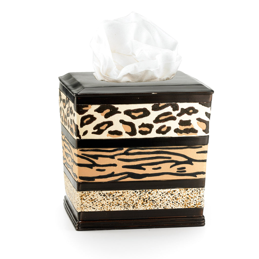 Gazelle Tissue Box