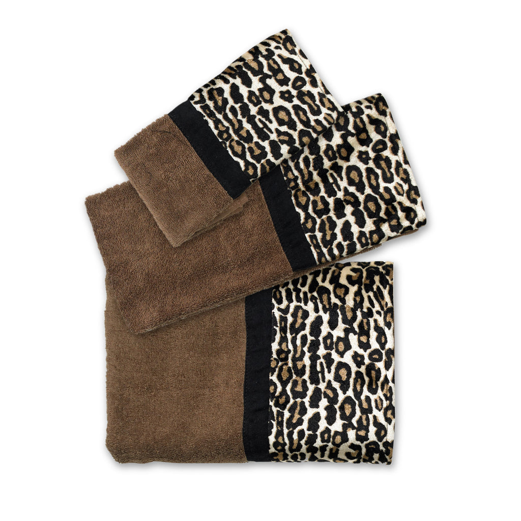 Gazelle Towel Set-3 Pc