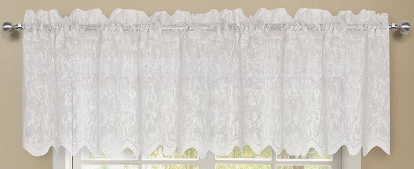 Mirage Rod Pocket Valance