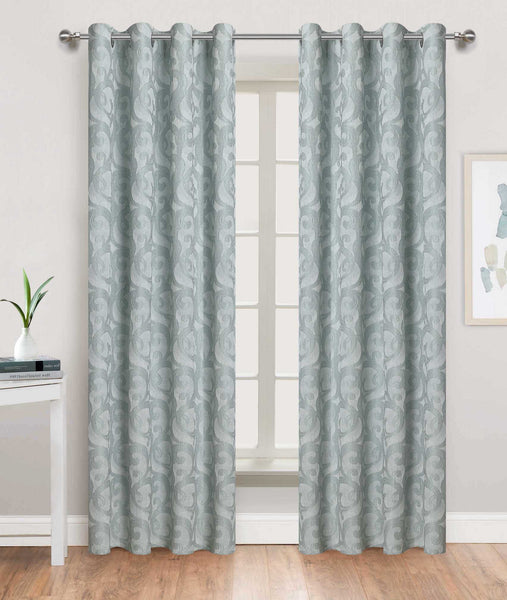Valentina Grommet Panel - - Marburn Curtains