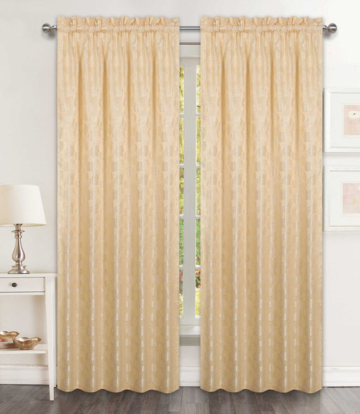 Addison Rod Pocket Panel - - Marburn Curtains