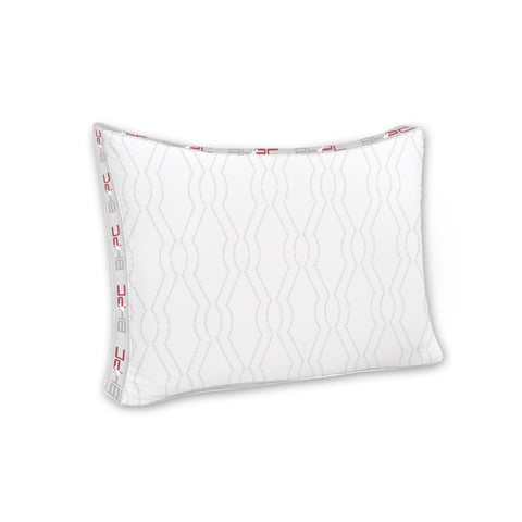 BHPC Quilted Gusseted Back Sleeper Extra Firm Bed Pillow - - Marburn Curtains