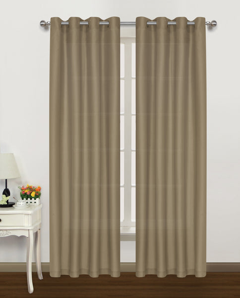 "Belair Grommet Panel 84"" - - Marburn Curtains"