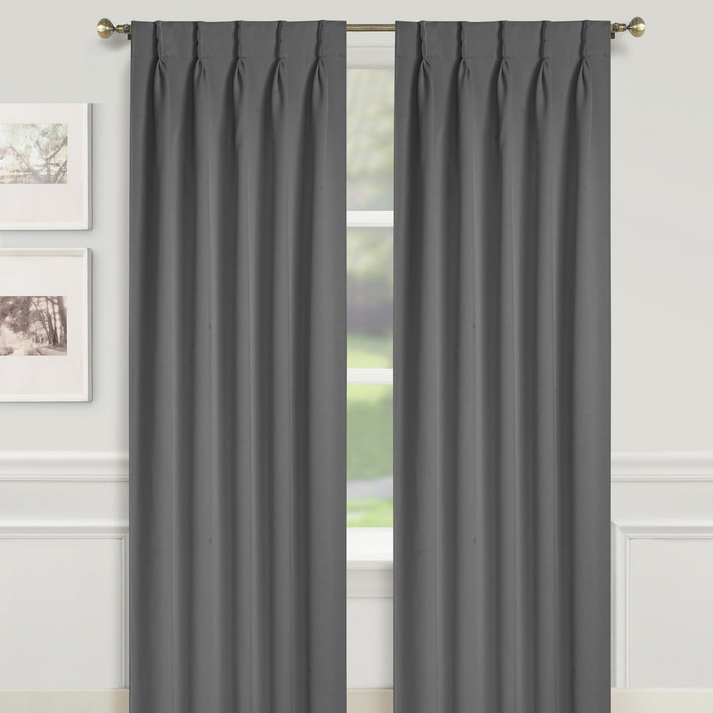 Blackwell Pinch Pleat Blackout Panel