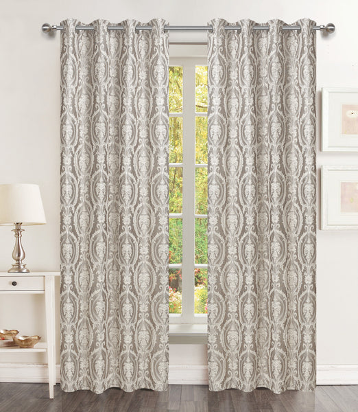 "Brook Grommet Panel 84"" - - Marburn Curtains"
