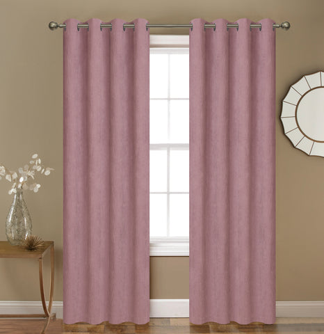"Corduroy Grommet Panel 84"" - - Marburn Curtains"