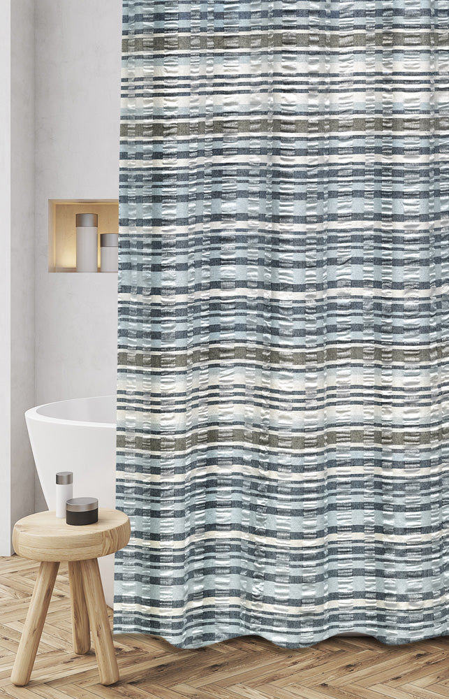 Charisma Fabric Shower Curtain
