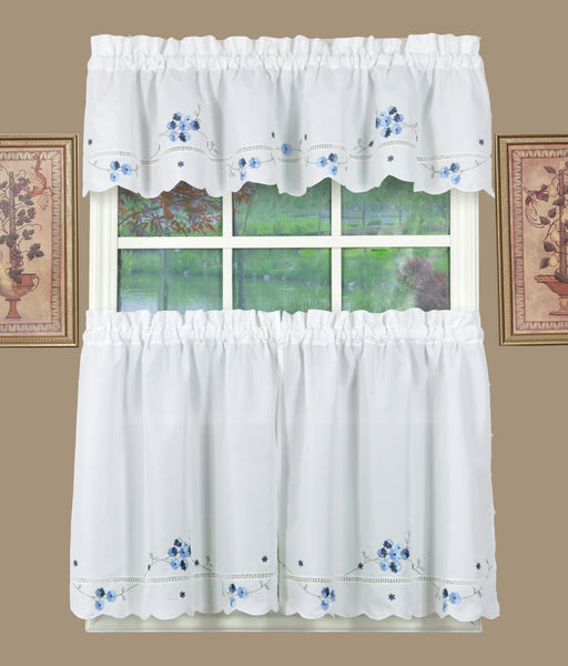 Christine Rod Pocket Valance - - Marburn Curtains