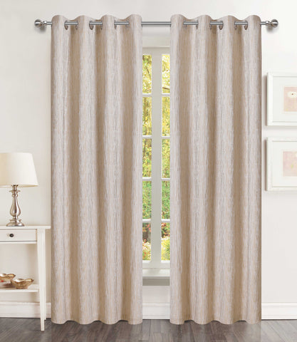 Crystal Grommet Panel - - Marburn Curtains