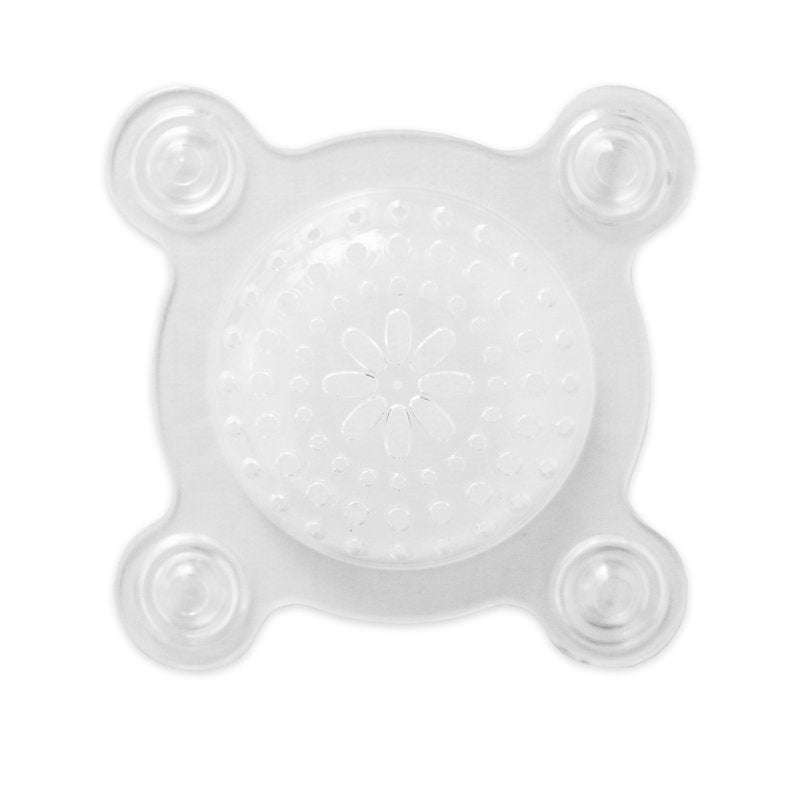 Drain Shield Hair Catcher w/suction Cup