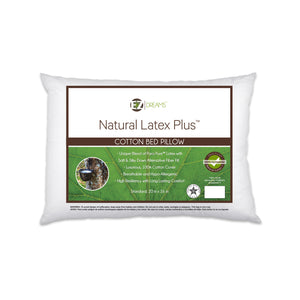 Natural Latex Plus Bed Pillow - - Marburn Curtains