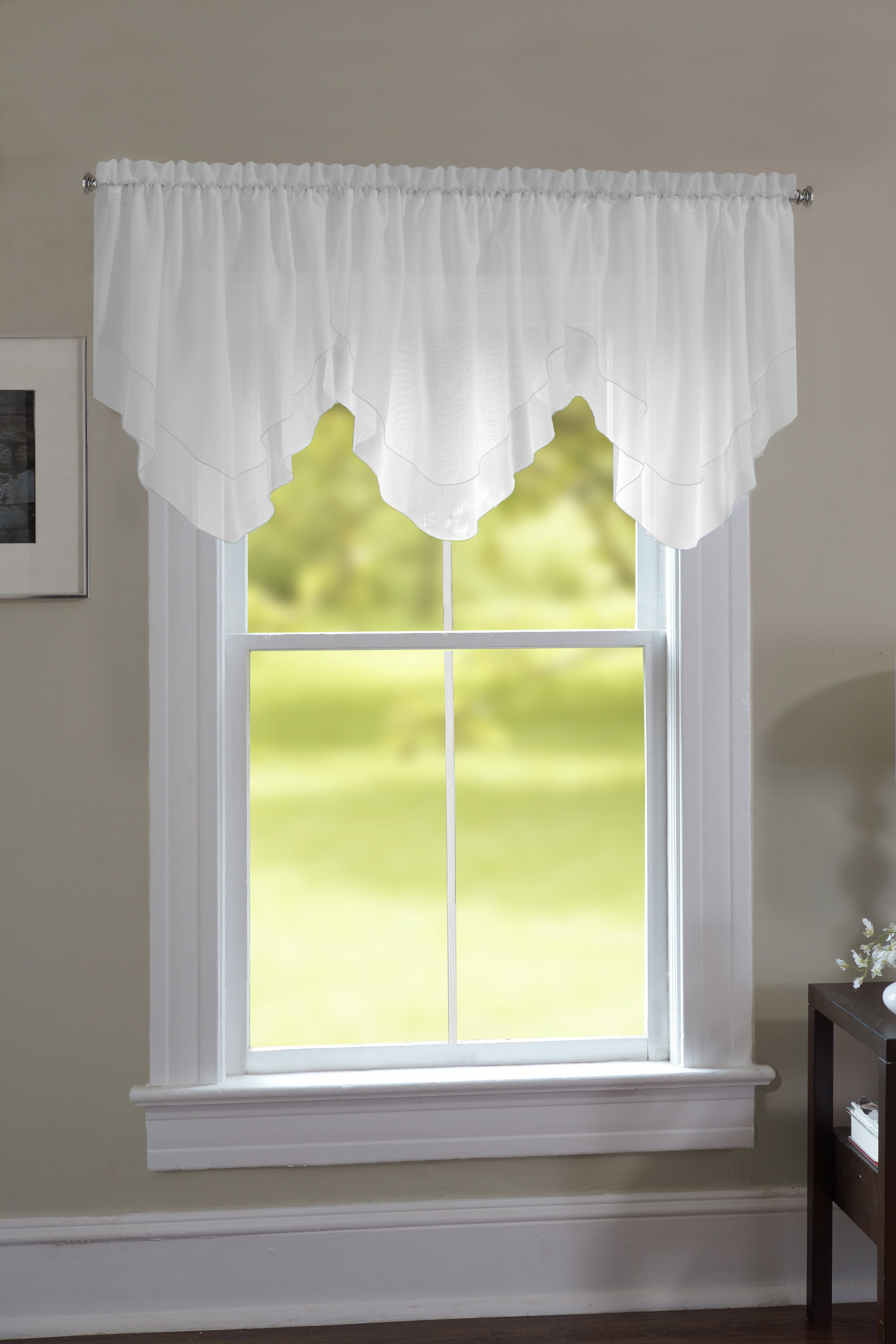 category furniture drapery window ascot lifestyle sage monticello valance