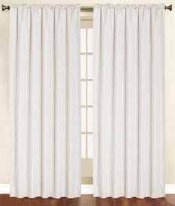 Felicity Foamback Rod Pocket Panel/Valance - Panel   054x084 Beige C41283- Marburn Curtains