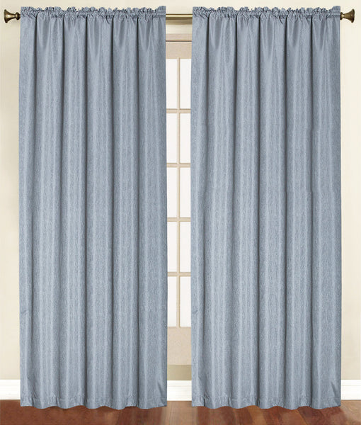 Felicity Foamback Rod Pocket Panel/Valance - - Marburn Curtains