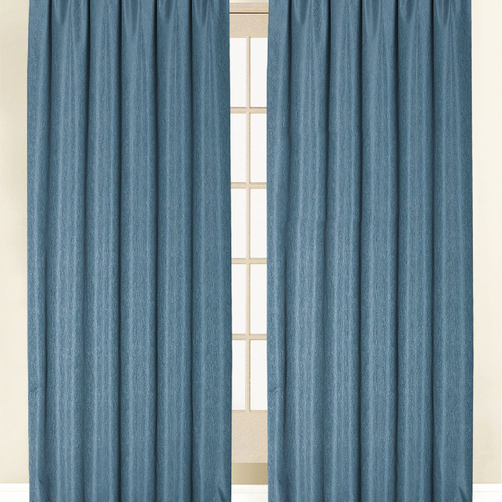 Felicity Foamback Rod Pocket Panel/Valance