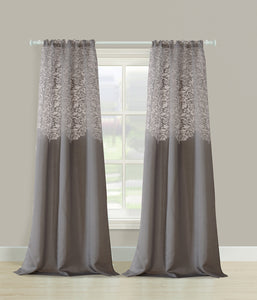 Gabrielle Rod Pocket Panel - - Marburn Curtains